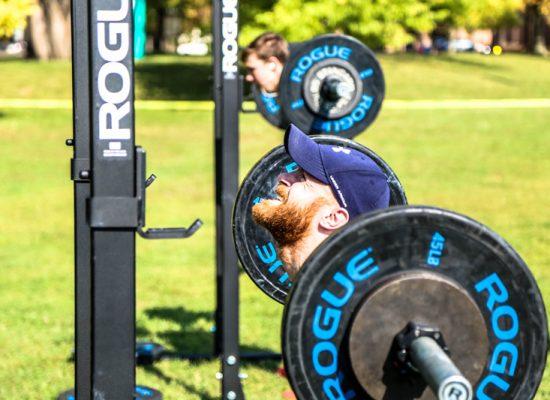 Strongman Competition Minneapolis