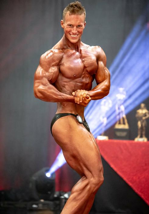 Benjamin Loehrer Professional Body Builder