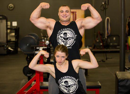 Gym Members