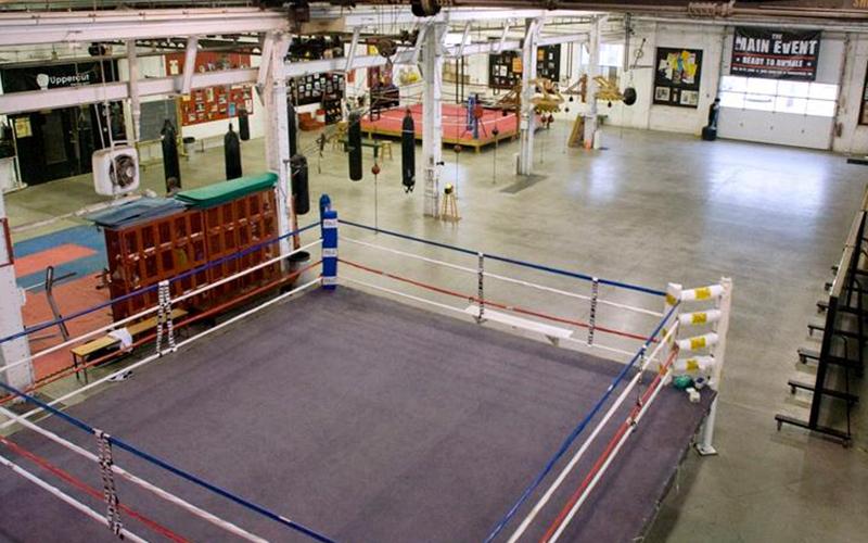 MN Boxing Gym